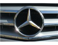 Mercedes Benz - C 180 (New Generation) Blue Efficiency Elegance 7G-Tronic Plus
