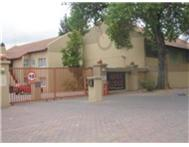 2 Bedroom Townhouse for sale in Randburg