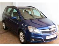 2006 Opel Zafira 1.8 Enjoy