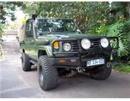 4.2 Diesel(1HZ) Landcruiser Expedition 4x4