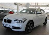 2013 BMW 1 SERIES 120d 5-door auto