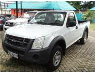 Isuzu KB250 D-Teq Fleetside 4x4 Single Cab