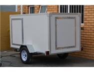 Brand New Insulated Box Trailer