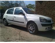 RENAULT CLIO 1.4 2005 STILL VEY CLEAN! MUST VIEW!