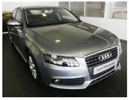 2011 AUDI A4 1.8T AMBITION MULTITRONIC (B8)