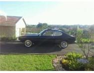 Majestic Ford Capri for sale! Durban