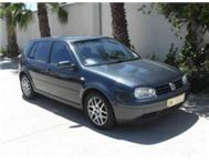 Golf 4 1.9 TDi HIGHLINE