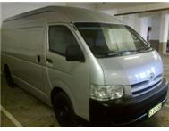 LONG WHEEL BASE PANEL VAN QUANTUM