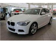 2013 BMW 1 SERIES 125i 5-door auto