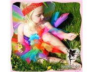 Rainbow Fairy Tutu Dress