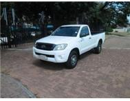 Toyota HILUX 2.5 D4D SRX 4X4 SINGLE CAB