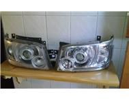 TOYOTA QUANTAM HEADLIGHTS FOR SALE