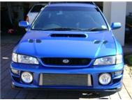 SUBARU GT WAGON R115 000 ONCO OR TO SWOP