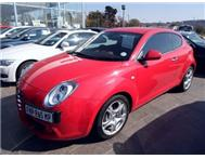 2010 Alfa Romeo MiTO 1.4 Distinctive