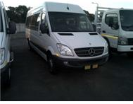 DEMO 2012 Mercedes-Benz Sprinter 519CDI 23-Seater Bus Automatic