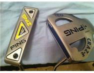 Golf Putters Left & Right Handed - NIKE & PING