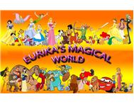 Eurika s Magic World party planner