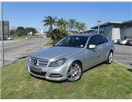 2012 MERCEDES-BENZ C-CLASS C250 BE Avantgarde