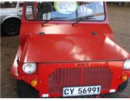 Mini Moke Replica