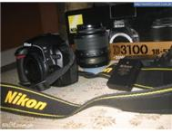 Brand New Nikon D3100 With 18-55mm ...