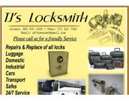 for all your lock & key problems 24...