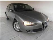 2007 ALFA ROMEO 147 1.9JTD PROGRESSION