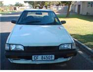 Mazda Sting 1300 1995. Good condition.Light on Fuel.