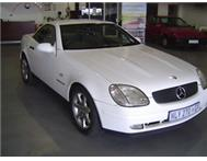 1999 Mercedes Benz SLK 230 Kompressor