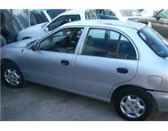 1998 HYUNDAI ACCENT 1.5 5 SPD STRIPPING FOR SPARES