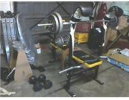 Gym Equipment and Weights