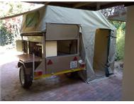 Off road camping trailer for hire