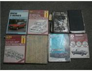 MOTOR VEHICLE MANUALS