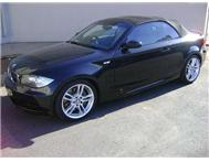 2009 BMW 1 SERIES 135i A/T Convertible