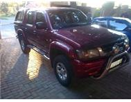 2004 TOYOTA HILUX 2.7i D/C RAIDER LEGEND 35!!! LIMITED EDITION!!