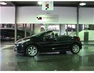 2009 PEUGEOT 207 1.6 CC - Super Cool Low Km s Great Looks