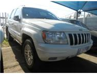 JEEP GRAND CHEROKEE 2.7 CRD LIMITED A
