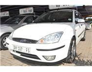 Ford - Focus 1.8 TDCi Sedan