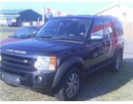 2008 LAND ROVER TDV6 3L A/T RICHARDS BAY