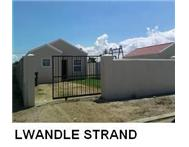 NEW HOUSES FROM R312 000 CAPE TOWN WESTERN CAPE