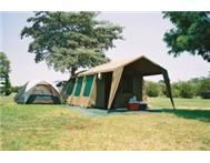 Campmor Safari Villa Senior Canvas Tent