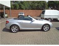 Mercedes-Benz SLK 200 Kompressor (120KW) Manual Facelift