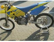 A good husaberg in good running condition