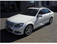 2011 Mercedes-Benz C250 BE F/L (R6910 p/m)