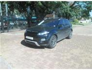Range Rover Evoque with 14 000 kms!!!!