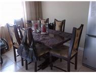 Solid Oak Dining Room Suite in Furniture & Household KwaZulu-Natal Waterfall - South Africa