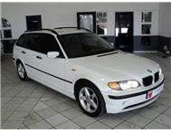 2003 BMW 3 SERIES 318i Auto Touring (E46)