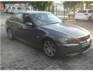 2008 BMW 3 SERIES 335i A/T (E90) M-Sport Pack