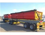 2010 TOP TRAILERS LINK SIDE TIPPERS