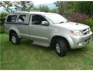 Toyota HiLux Single Cab 3.0L D4D