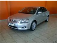 2008 TOYOTA AVENSIS 2.4 Exclusive Automatic